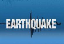 भूकम के झटके