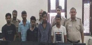 दिल्ली में बदमाश चोरों
