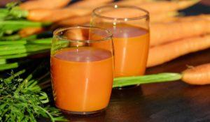 गाजर का जूस