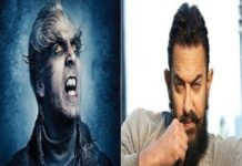 Aamir & Akshay - Thugs Of Hindostan vs 2.0 -