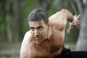 Akshay Kumar Action