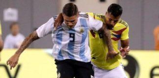 कोलंबिया और अर्जेंटीना - Colombia vs Argentina