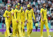 Team - Series Against Australia