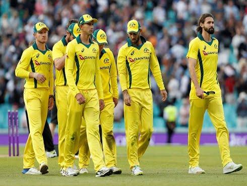 Team - Series Against Australia