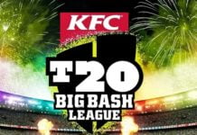 Australia - Big Bash League 2018
