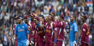 Cricket - India vs West Indies