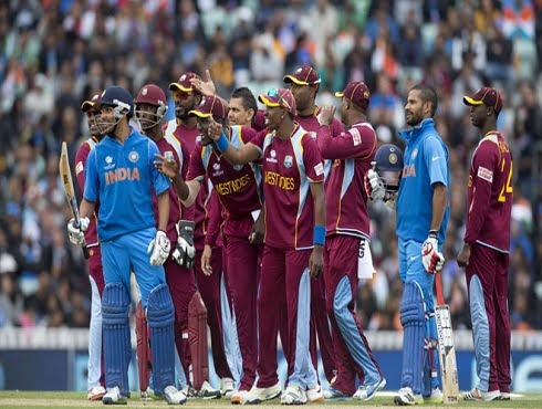 Cricket - India vs West Indies