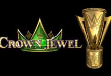 Crown jewel - WWE World Cup