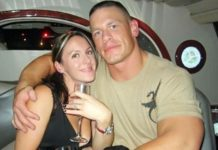 John Cena And Elizabeth - Superstar John Cena