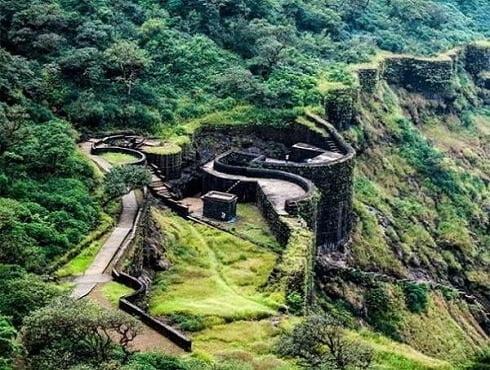 Maharashtra - Raigad Fort