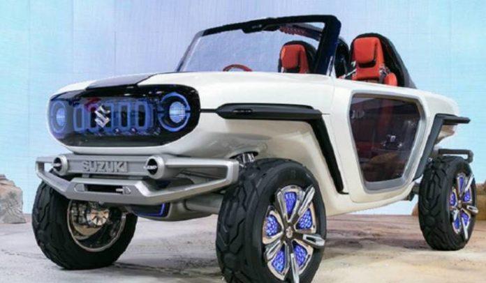 ई-सर्वाइवर कार - Maruti Suzuki E-Survivor