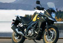 New Bike - Suzuki V Strom 650