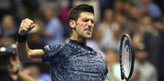 Novak Djokovic - US Open 2018
