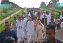 Rahul Gandhi - Bharat Band