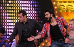Ranveer and salman