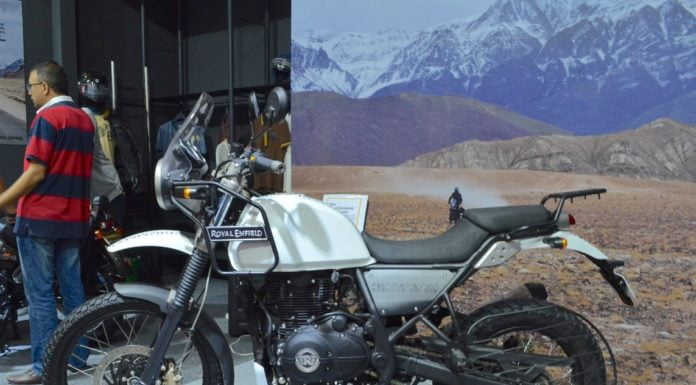Royal Enfield Himalayan 650 - Royal Enfield