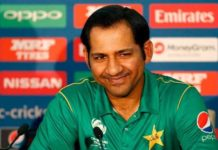 Sarfaraz Ahmed - Pakistani Captain