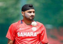 Team India - Harbhajan Singh