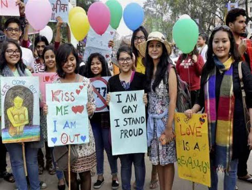 Supreme Court - Section 377
