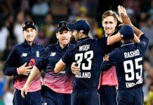 Team England - England Tour