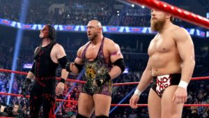Team Hell No And Ryback