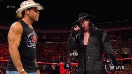 The Undertaker Returns - Raw Viewership