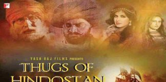 Thugs-of-Hindostan - Upcoming Movie