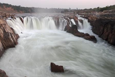 प्रसिद्ध झरने - M.P Waterfalls