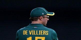 ab de villiers - South African