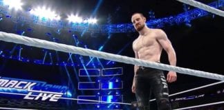 aiden english attacks rusev - Heel Turn
