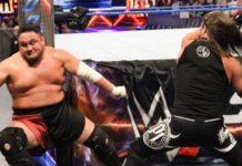 samoa joe attack aj styles - AJ Styles Revenge