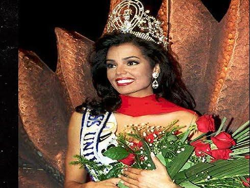 chelsi smith - Miss Universe 1995