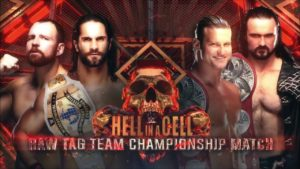 drew and dolph vs seth and dean