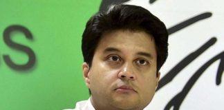 jyotiraditya-scindia - M.P Congress
