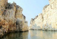 marble rocks - Jabalpur