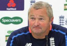 paul farbrace - England Coach