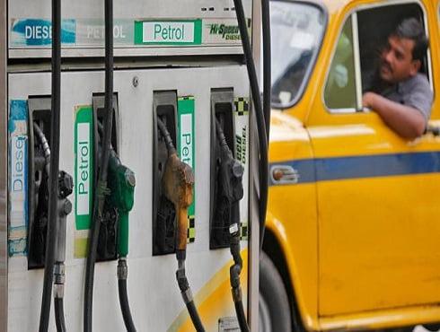Petrol Price - Congress Protest