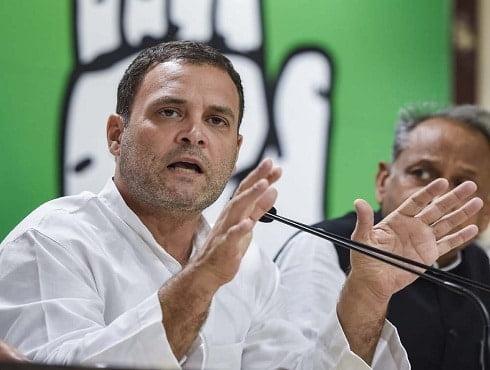 Rahul Gandhi - Press Conference