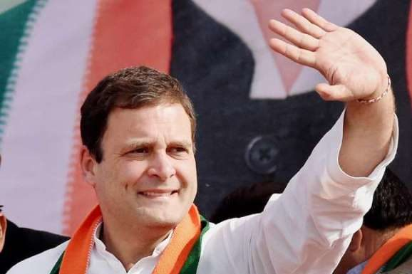 Congress - Rahul Visit To Bhopal