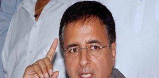 Congress - Randeep Surjewala