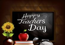 Teachers Day - Teacher's Day 2018