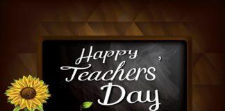 Teachers Day - Teacher's Day 2018