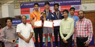 Indore Table Tennis
