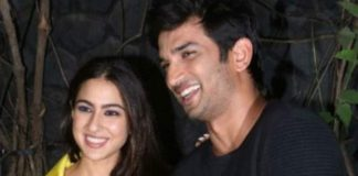 Sara Ali Khan and Sushant Singh