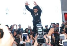 Ranveer jumps