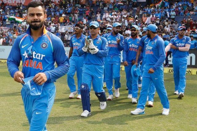 inidan team for 2019