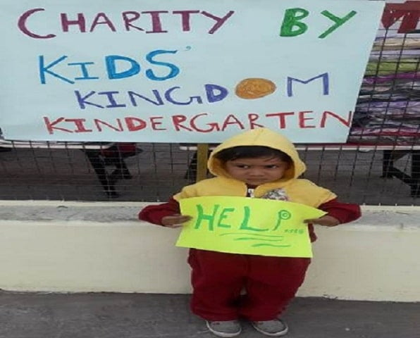 charity Kids' Kingdom  school