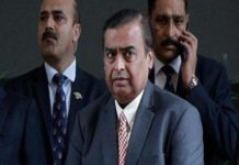 Mukesh Ambani also out of the list
