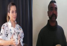 Abhinandan and kangana
