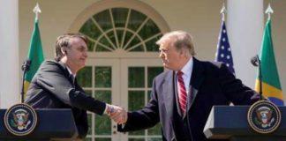 America wants to make Big nato partner